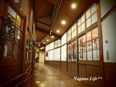 Nagano Life**-廊下