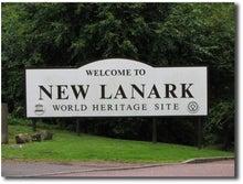 Englandの中心で○○を叫ぶ!-New Lanark 1