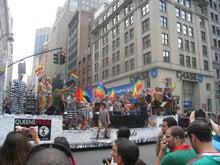 N.Y.に恋して☆-gay parade1