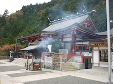 ぶぶの音楽ブログ-大山雨降神社