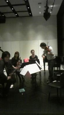 ヴァイオリニスト枝並千花の Music Life blog♪-101111_191304.jpg