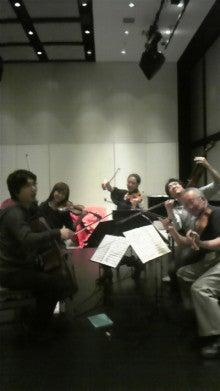 ヴァイオリニスト枝並千花の Music Life blog♪-101111_191342.jpg