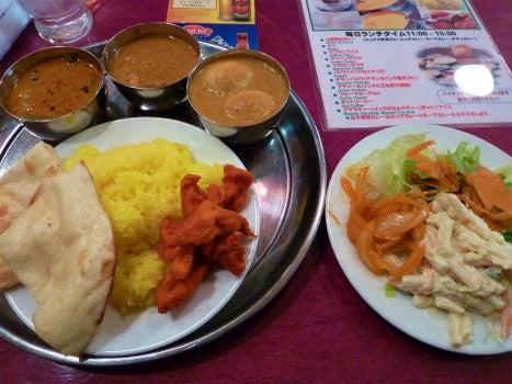インド料理MASALA-マサラ-