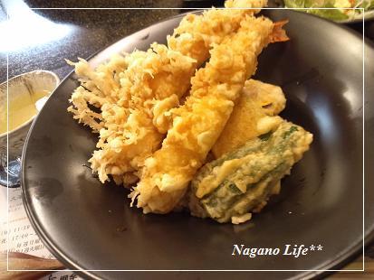 Nagano Life**-大海老天丼