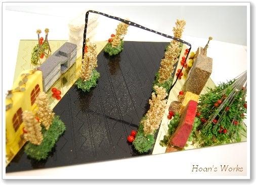 AFC(青山フラワーコンシェルジュ)恵比寿広尾教室 ~ 欲張りフラワー教室『Hoan's Works』