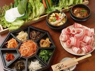韓国料理サランヘヨ♪ I Love Korean Food-さんぱ家