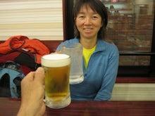 歩き人ふみの徒歩世界旅行 日本・台湾編-乾杯