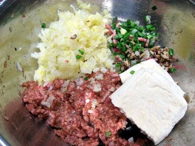 韓国料理サランヘヨ♪ I Love Korean Food-マンドゥ