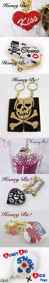 Honey Be!  HAPPY DECO DIARY 