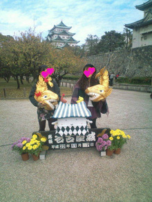 NAGOYA学生タウン構想推進委員会-名古屋城