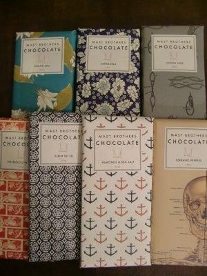世界のチョコレートと旅暮らし手帖ニューヨーク日記 マストブラザーズ