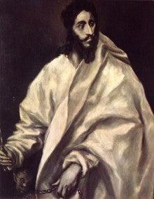 イエスの使徒、バルトロマイのシンボル | veneziaの芸術に囲まれてイエスの使徒、バルトロマイのシンボル | veneziaの芸術に囲まれて