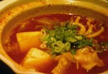 まるのブログ-キムチ鍋