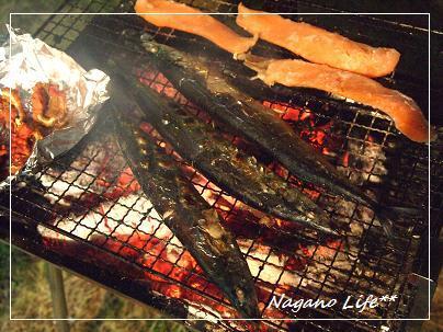 Nagano Life**-海鮮バーベキュー