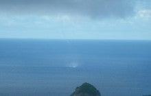 小笠原エコツアー 父島エコツアー         小笠原の旅情報と小笠原の自然を紹介します-11.23 竜巻
