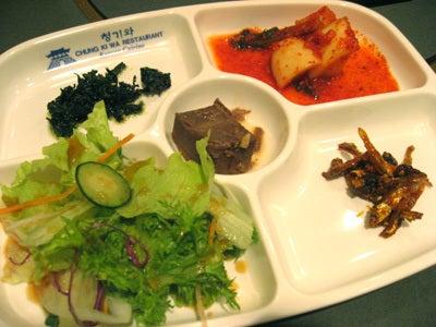 韓国料理サランヘヨ♪ I Love Korean Food-赤坂 チョンギワ