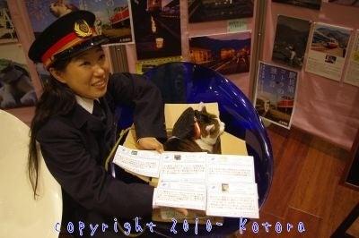 駅長猫コトラの独り言~旧 片上鉄道 吉ヶ原駅勤務~-ツイッターでいただいたメッセージ