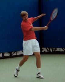 エフゲニー・カフェルニコフ - Yevgeny Kafelnikov