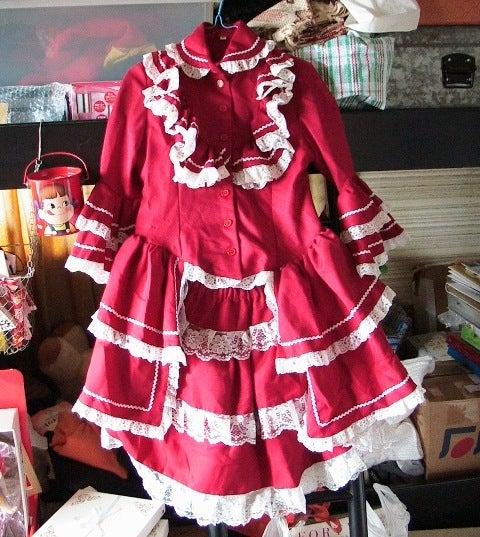 おまけ道@琵琶湖畔で実家生活♪ポテチンっ♪-アイドル服