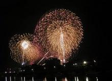 素人のガーデニングと趣味のブログ-横飛び花火