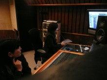 $映画 -SAKI- オフィシャルブログ-監督とsound editor、AYA