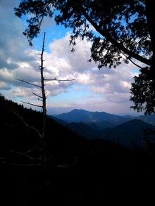 かっちゃんの日記-石裂山2