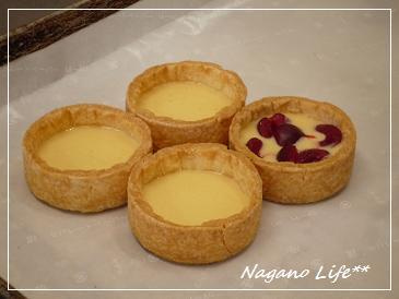 Nagano Life**-お菓子教室