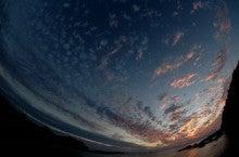 小笠原エコツアー 父島エコツアー         小笠原の旅情報と小笠原の自然を紹介します-夕焼け