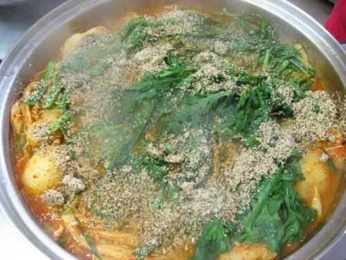 韓国料理サランヘヨ♪ I Love Korean Food-韓食世界化専門人養成スクール