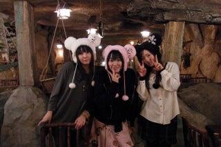 新谷良子オフィシャルblog 「はぴすま☆だいありー♪」 Powered by Ameba-おそろい帽子♪