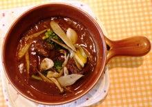 $館山直太郎のブログ-国産和牛のビーフシチュー