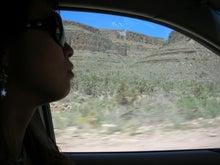 $★放浪娘ちよかの絵日記★-Vegas to Grand Canyon