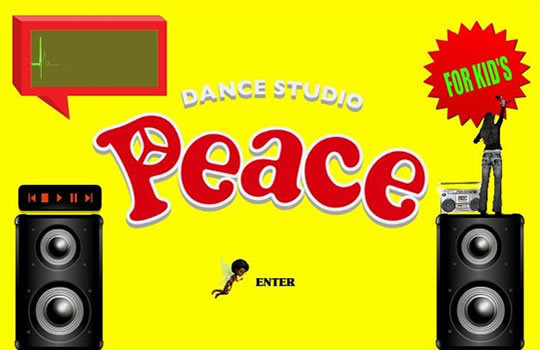 $Dance Studio Peace Official Blog