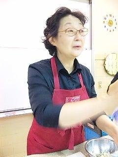 韓国料理サランヘヨ♪ I Love Korean Food-崔誠恩(チェ・ソンウン)先生