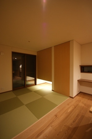 徳島県で家を建てるならサーロジック-モダン和室