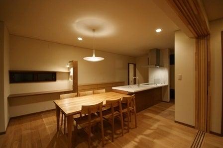徳島県で家を建てるならサーロジック-アイランドキッチン