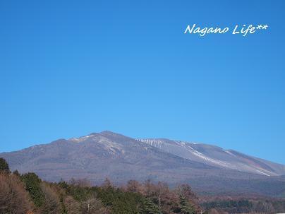 Nagano Life**-浅間山