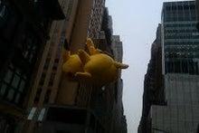 N.Y.に恋して☆-pikachu