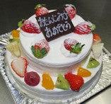あなたの描いた絵もケーキになる!クアンカ・ドーネ-2段デコ