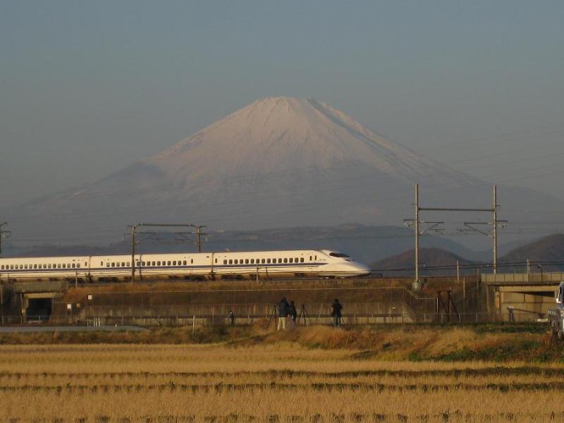 新幹線富士