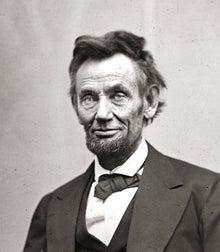 ウォームハート 葬儀屋ナベちゃんの徒然草-Abraham Lincoln