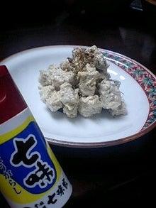 $料理日記&食べ歩き旅日記-レンコンサラダ