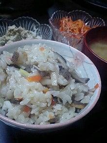$料理日記&食べ歩き旅日記-ホタテの貝柱炊き込みご飯