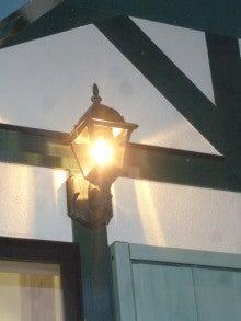 ログハウス・ビルドのブログ-照明4