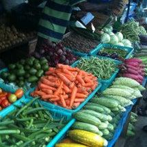 ケララの市場
