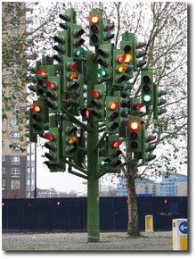Englandの中心で○○を叫ぶ!-Traffic tree