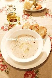 大変!!この料理簡単すぎかも... ☆★ 3STEP COOKING ★☆-栗のスープ