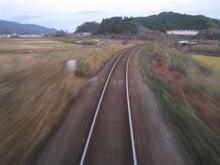 歩き人ふみの徒歩世界旅行 日本・台湾編-線路