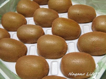 Nagano Life**-キウイ