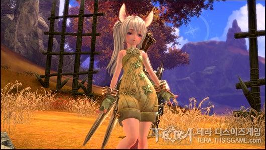 $GmenのTERA冒険活劇---MMORPG『TERA』オンラインゲーム.Blog-tera pvp 最強02